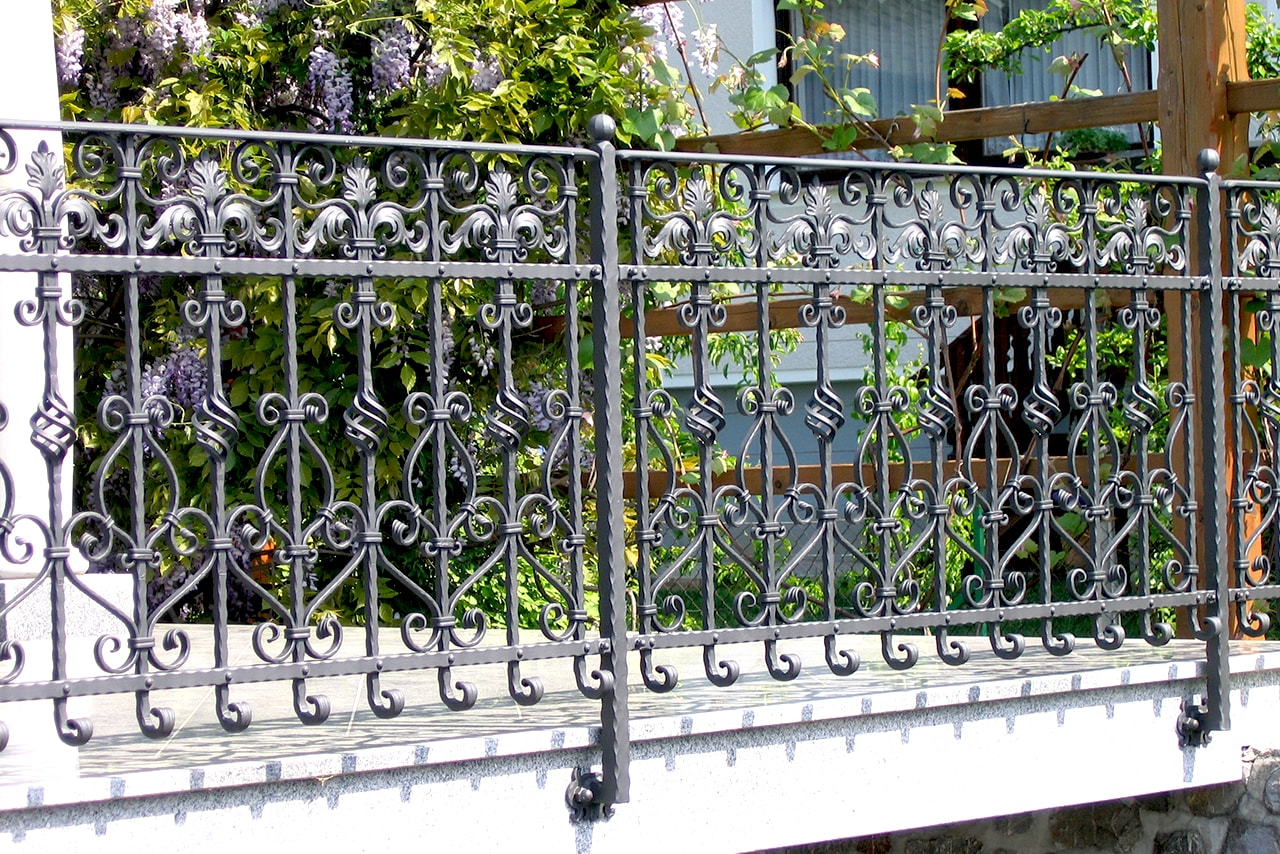 Balkonske ograje Sarnek.si