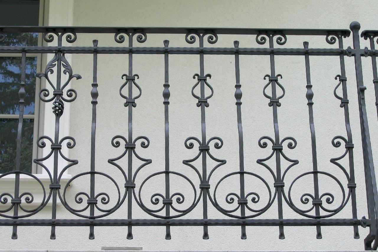 Kovaštvo Sarnek.si balkonske ograje po meri