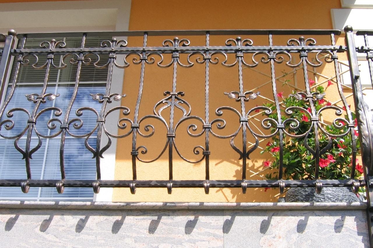 Kovastvo Šarnek izdelava balkonske ograje po naročilu
