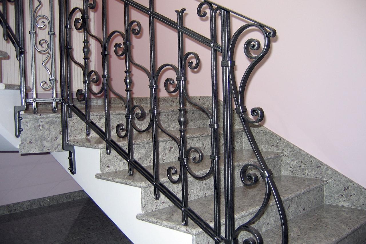 Moderne notranje ograje