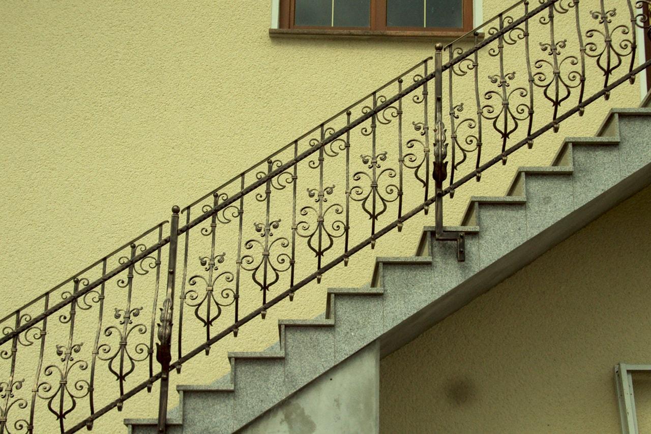 Stopniščne ograje Sarnek.si