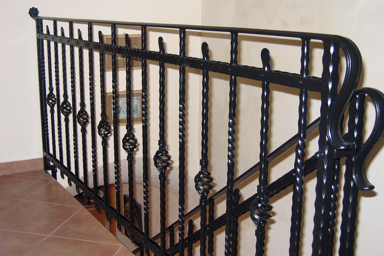 Stopniščne ograje cenik umetno kovaštvo-2