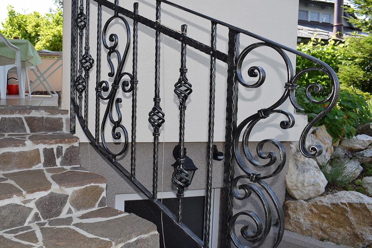Zunanje stopniščne ograje-1