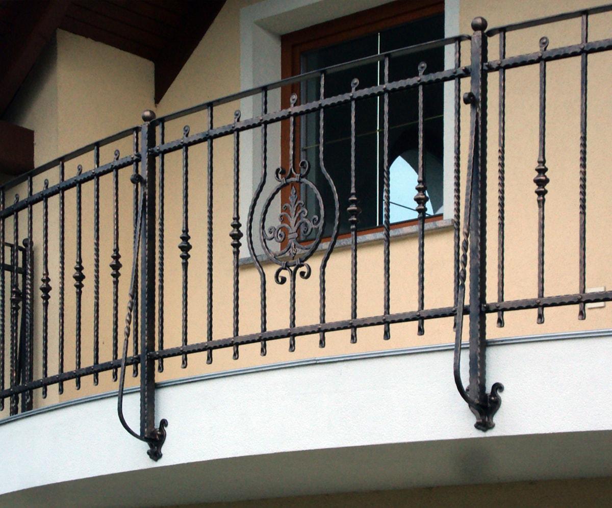 Balkonske ograje - Sarnek.si