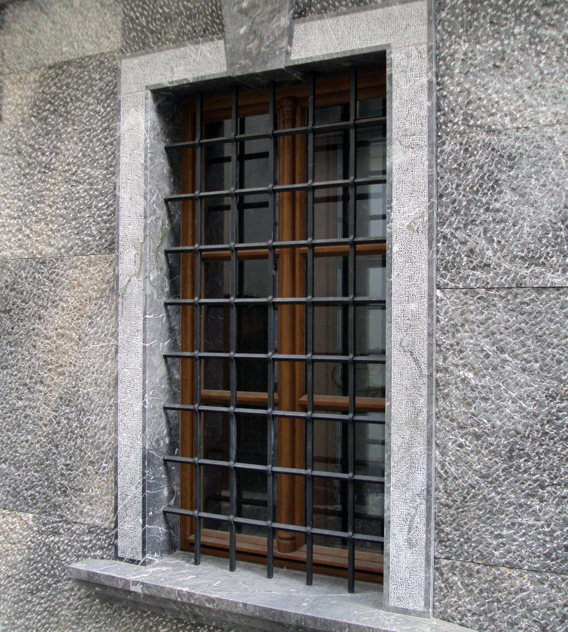 Okenske mreže, kovane okenske mreže cenik
