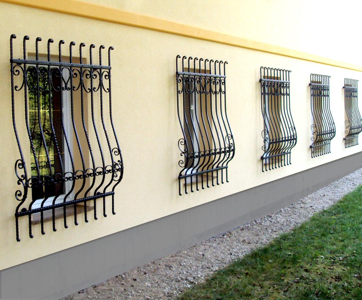 protivlomne rešetke za okna