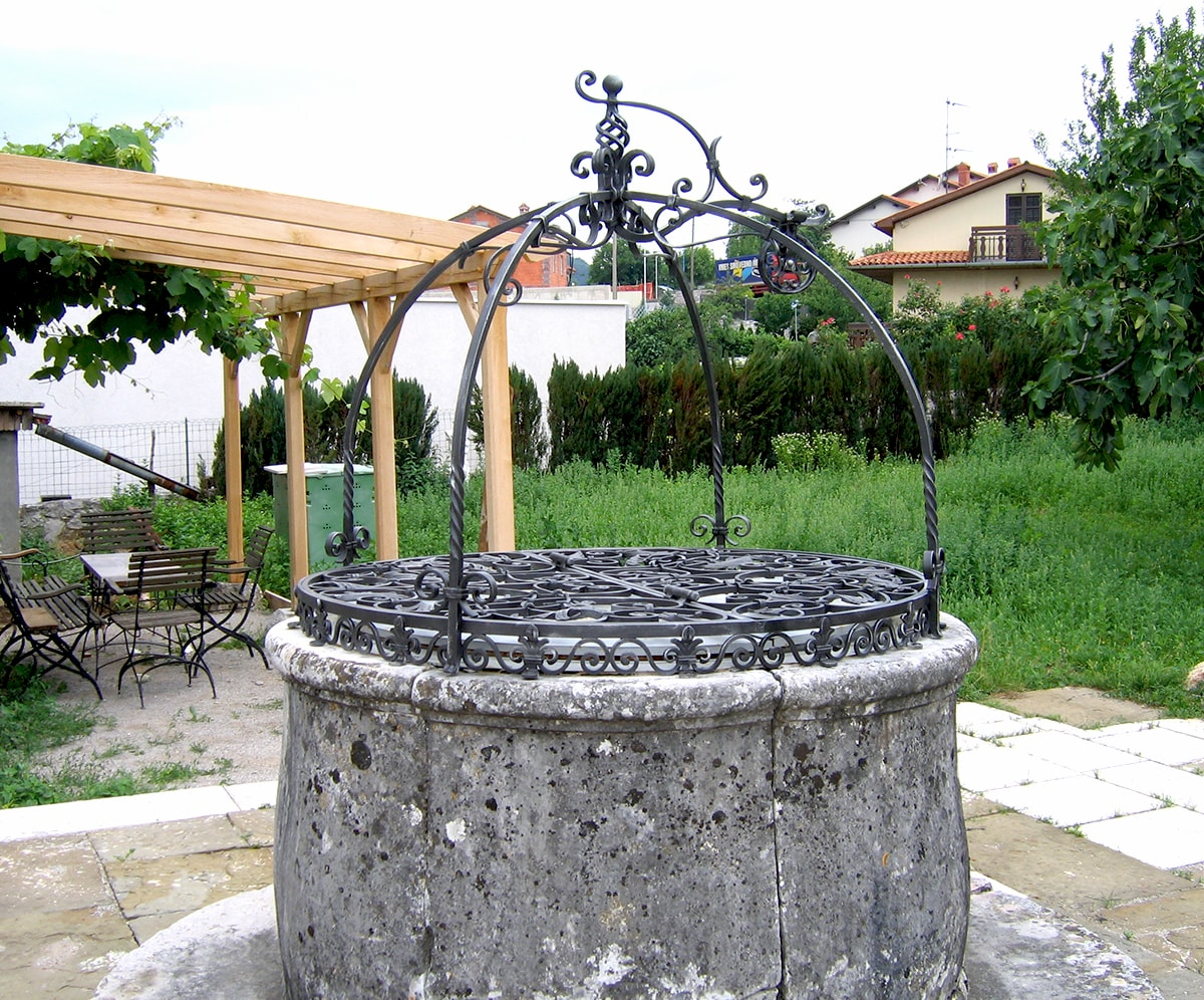 Vodnjaki - Umetno kovaštvo Šarnek.si