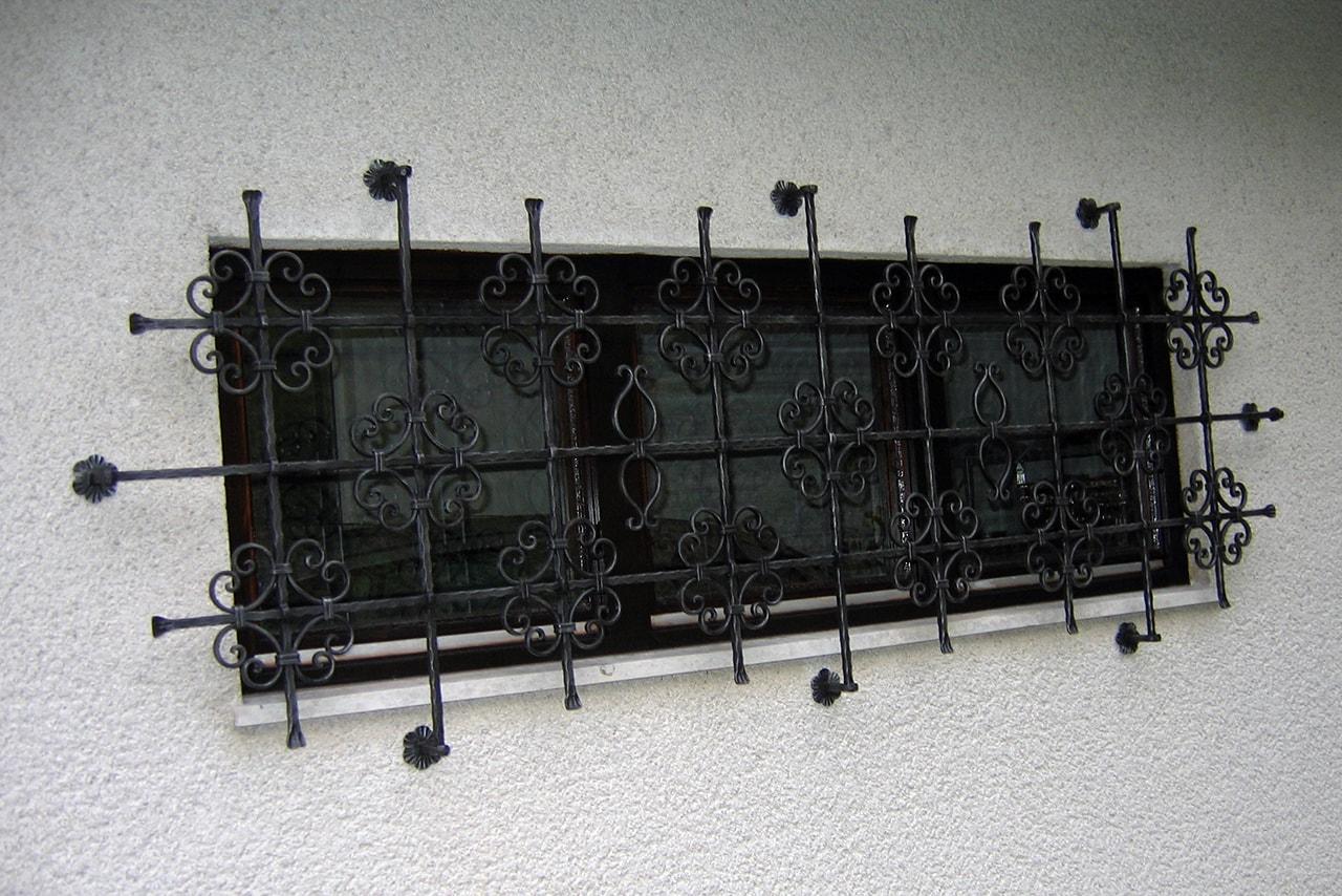 Okenjske mreže kovaštvo Sarnek.si