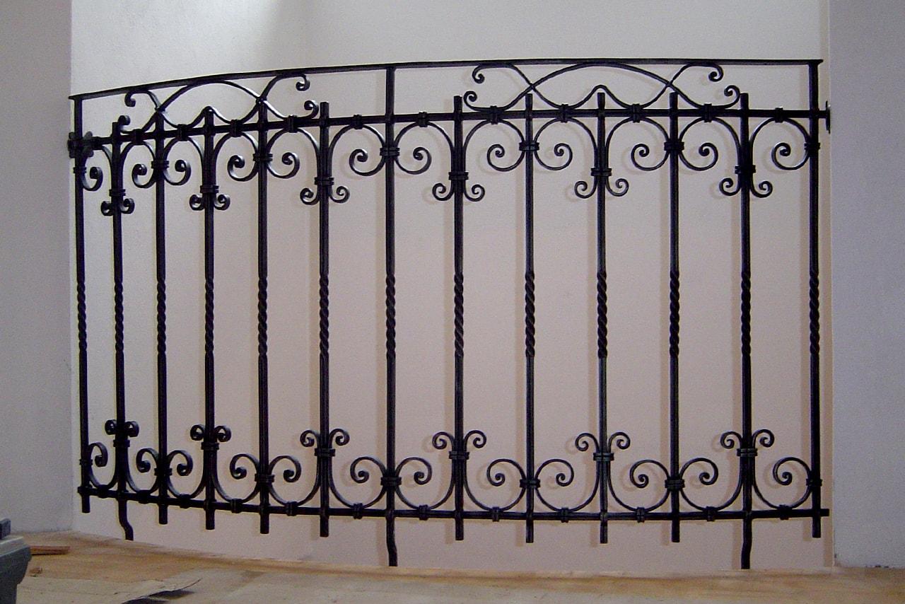 Stopniščne ograje kovačija Sarnek.si