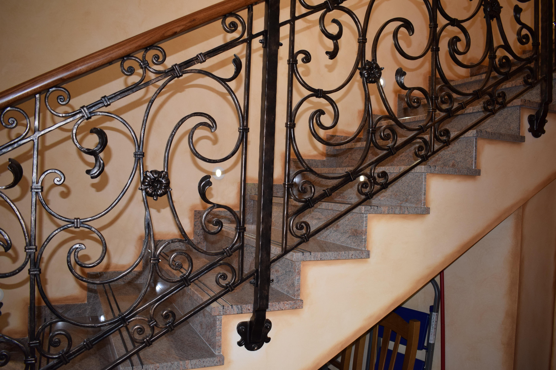 stopniščna ograja sarnek1